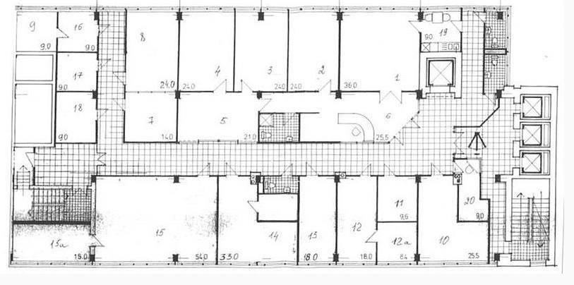 Офис, 555 м²