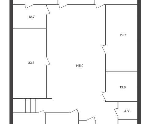 Помещение 350 м²