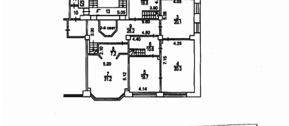 Помещение 1 928 м²