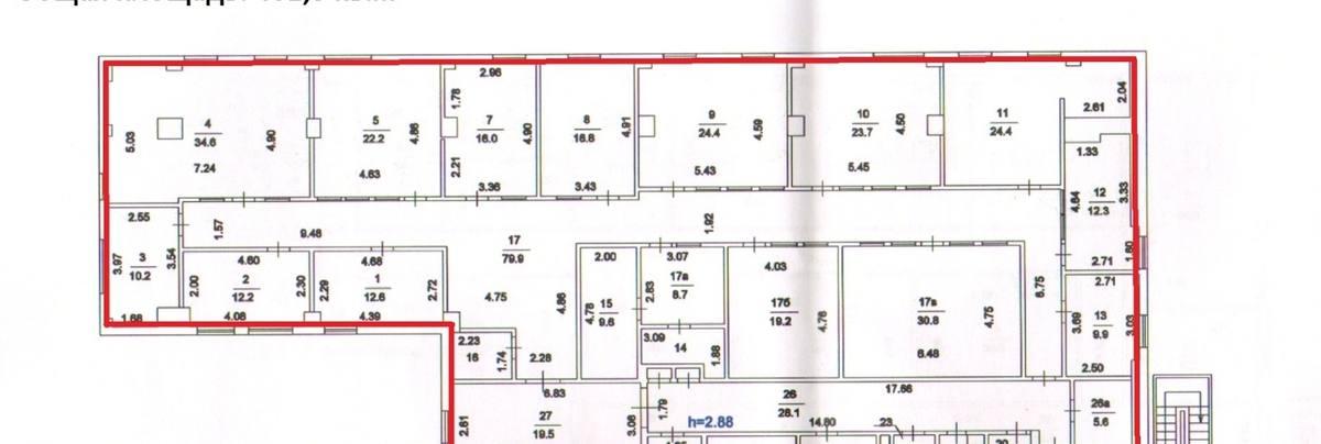 Офис, 461 м²