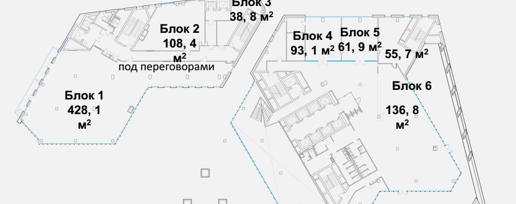 Ритейл, 136 м²