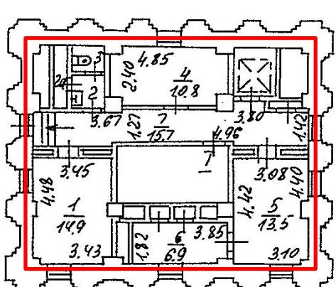 Офис, 66 м²