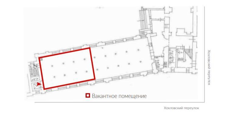 Помещение 131 м²