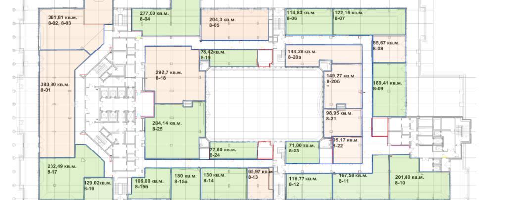 Офис, 95 м²