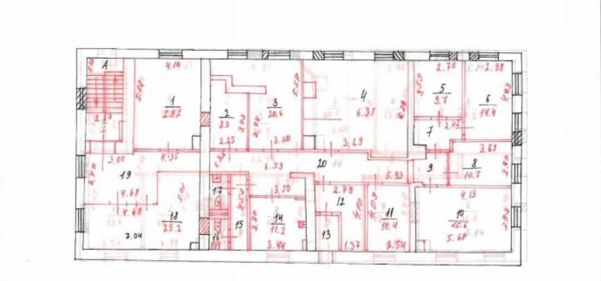 Помещение 270 м²