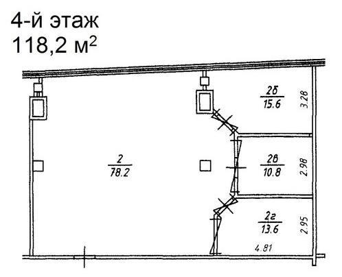 Офис, 131 м²