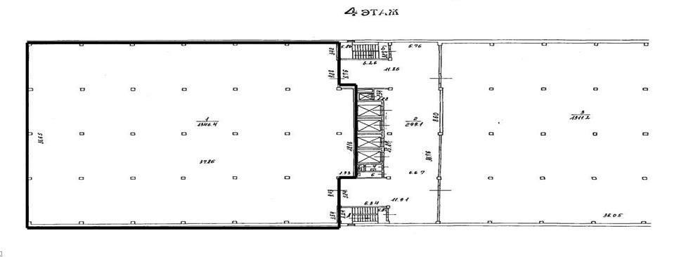 Помещение 1 346 м²