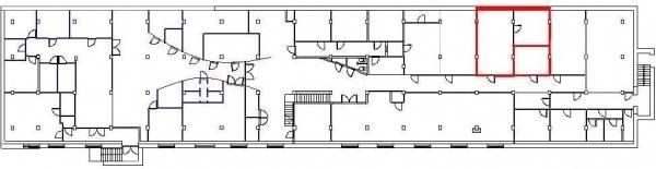 Офис, 75 м²
