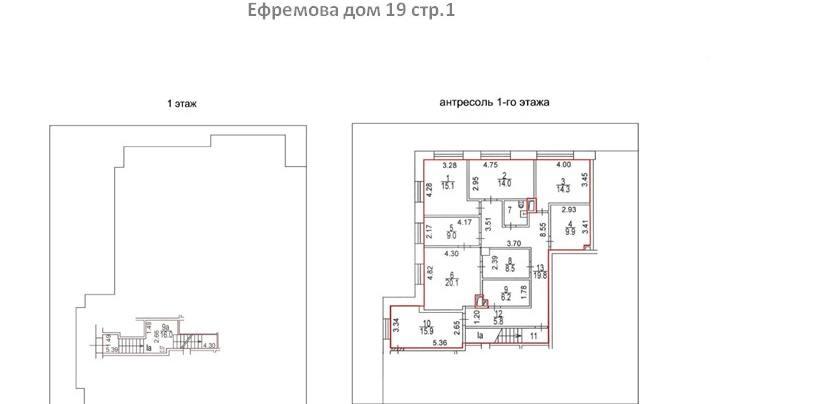 Помещение 162 м²
