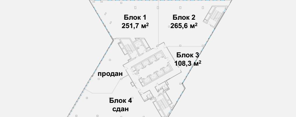 Офис, 517 м²