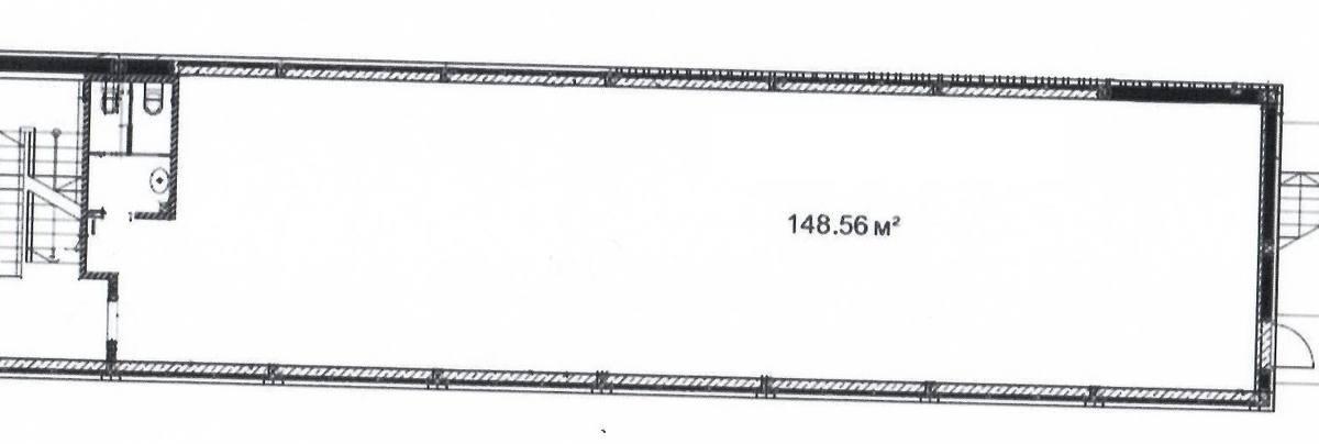 Помещение 148 м²