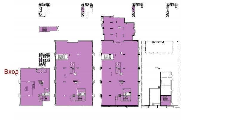 Офис, 2 167 м²