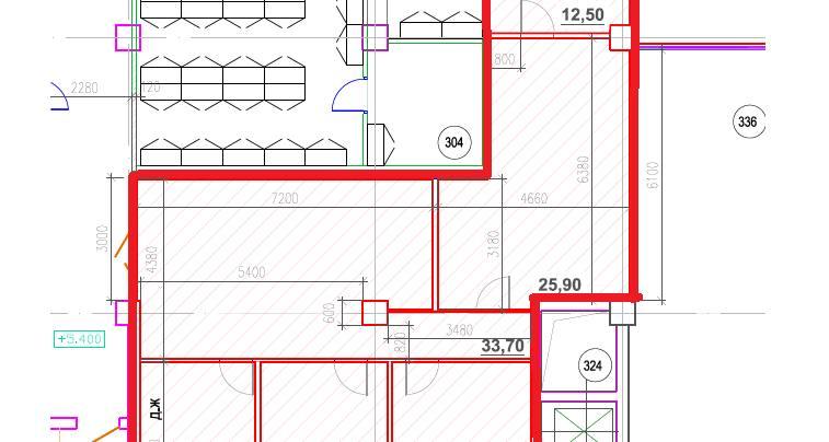 Помещение 133 м²
