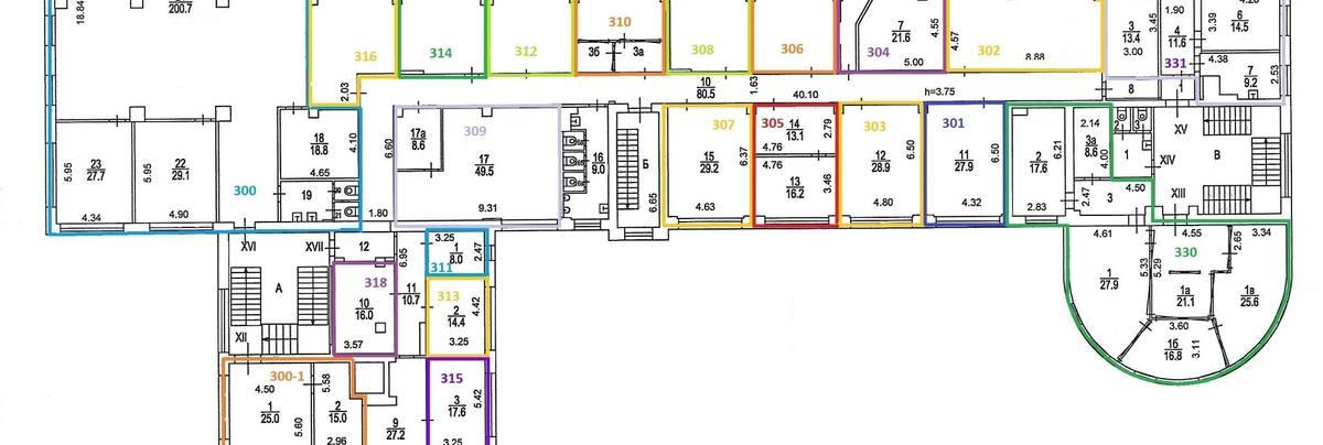 Офис, 56 м²