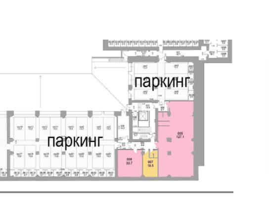 Помещение 127 м²