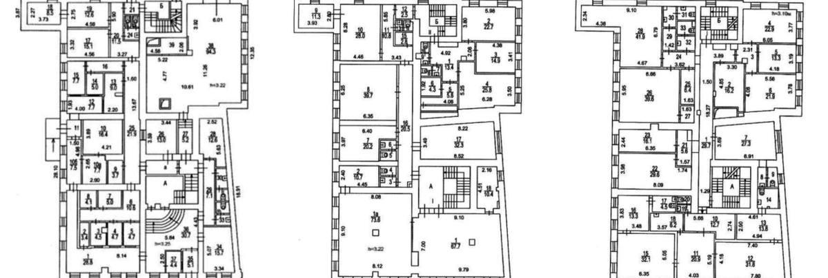 Офис, 1 938 м²