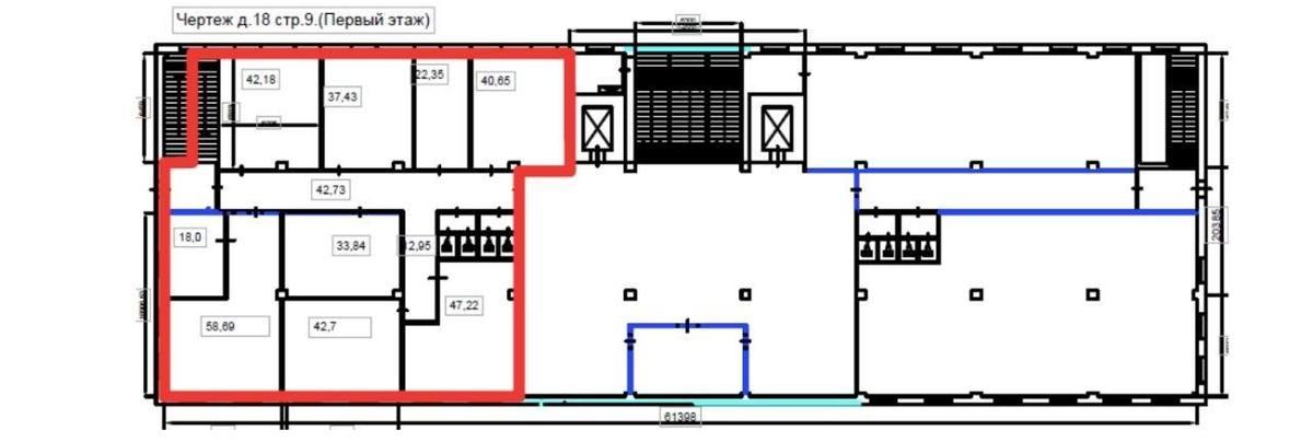 Помещение 485 м²