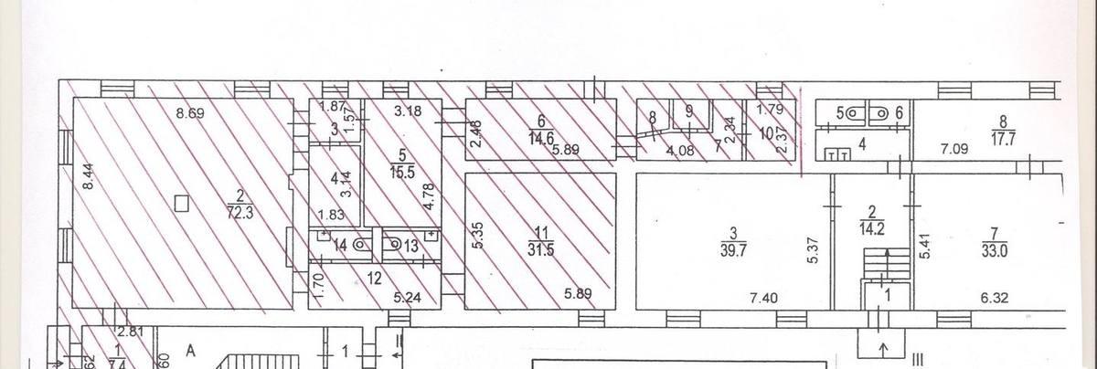 Помещение 177 м²