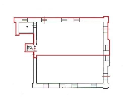 Помещение 70 м²