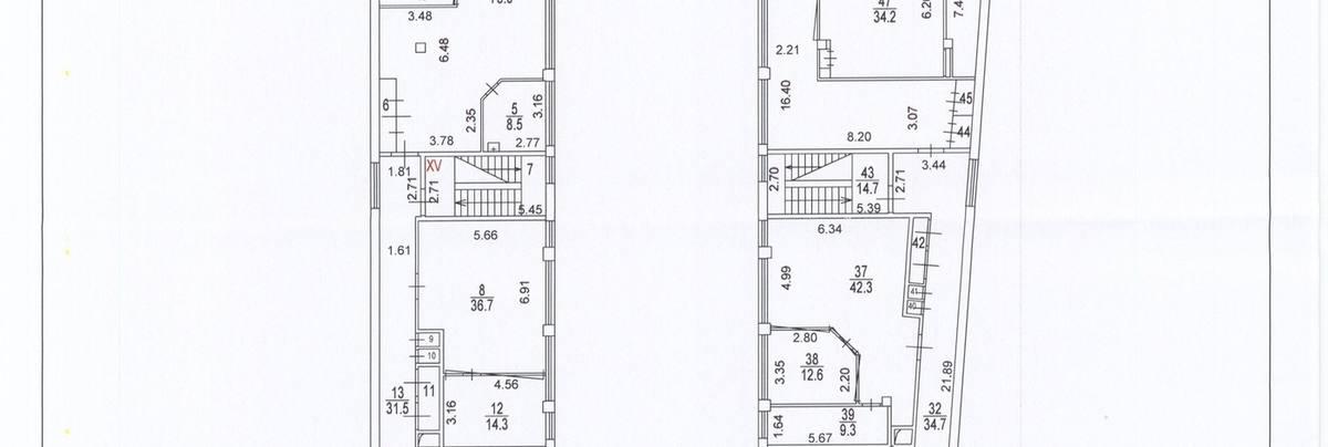 Помещение 245 м²