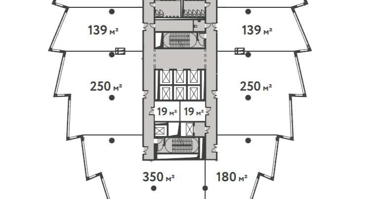 Офис, 241 м²