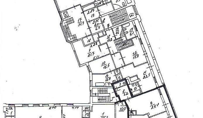 Помещение 191 м²