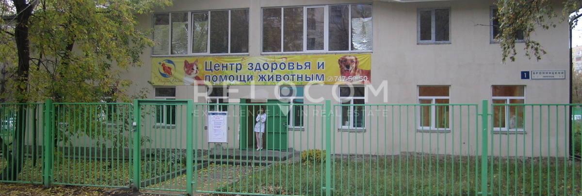 Административное здание Бронницкий, 1