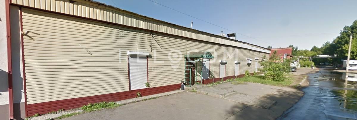 Административное здание Новохохловская ул. 12, стр. 3.
