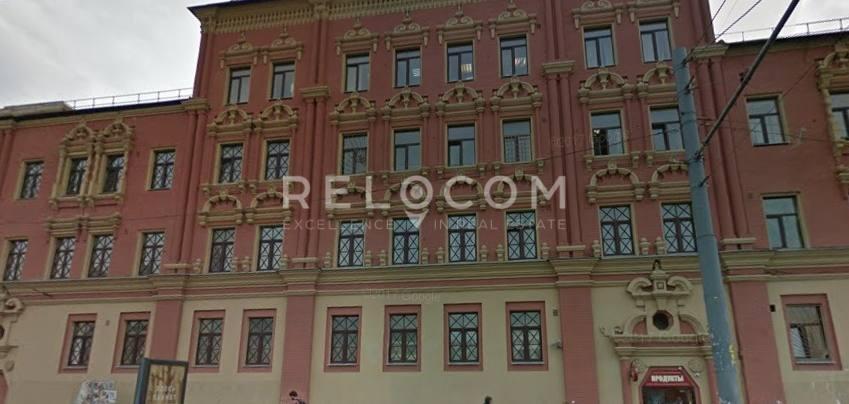 Административное здание Комсомольская пл. 2, стр. 1.