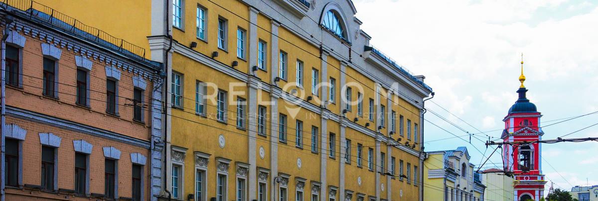 Административное здание Люсиновская 13