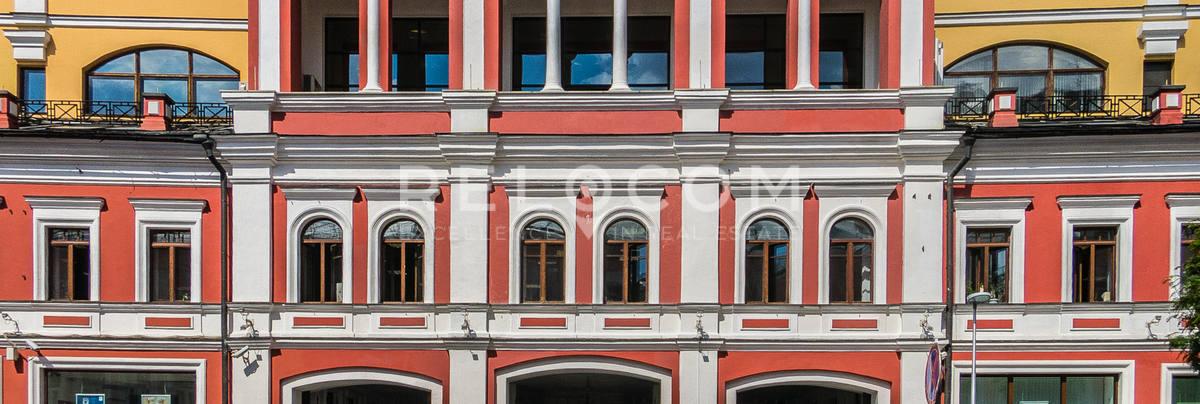 Административное здание Кузнецкий Мост ул. 17, стр. 1.