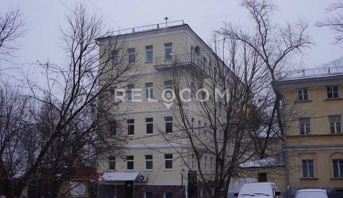 Административное здание Николоямская ул. 49, стр. 1.