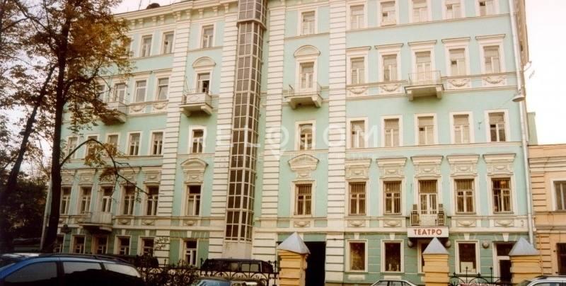 Офисное здание Воротниковский пер. 11с2