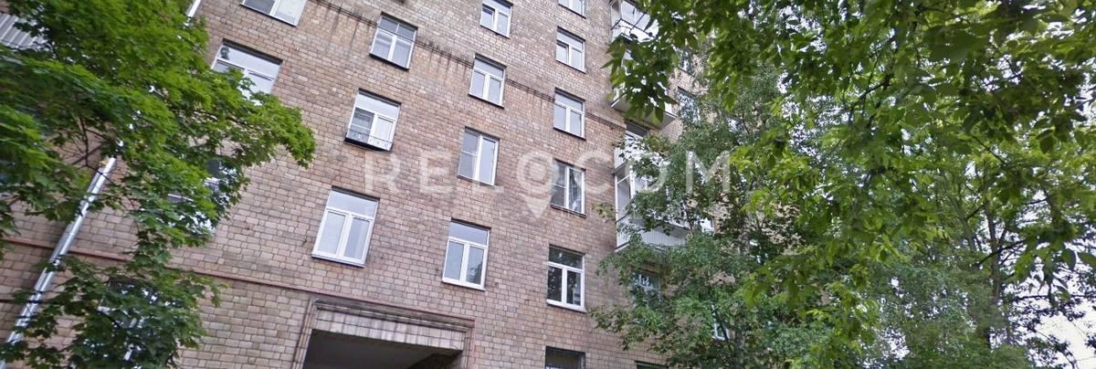 Жилой дом Ленинградское шоссе 21.