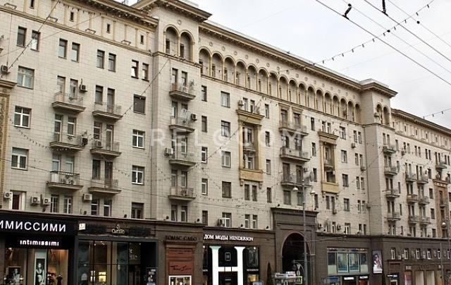 Жилой дом Тверская ул. 6.