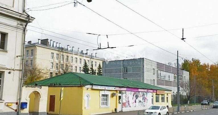 Административное здание Красноказарменная ул. 3, стр. 1.