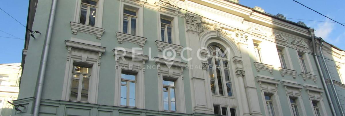 Административное здание Солянка 3с1
