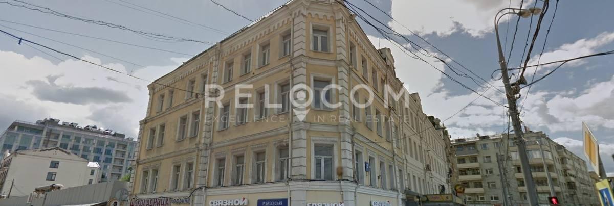 Административное здание Тверская Застава пл. 2, стр. 2.