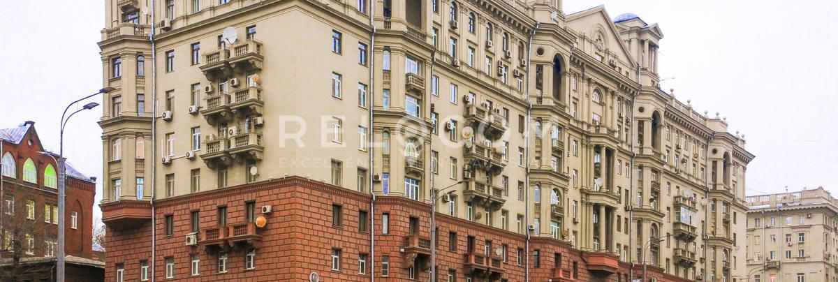 Жилой дом Земляной Вал ул. 46.