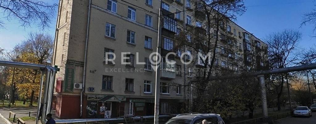 Жилой дом 3-й Павелецкий пр-д 7, корп. 1.
