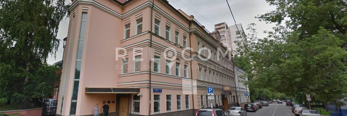 Административное здание Докучаев 3 стр 1