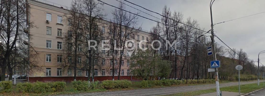 Жилой дом Большая Черёмушкинская ул. 40, корп. 1.