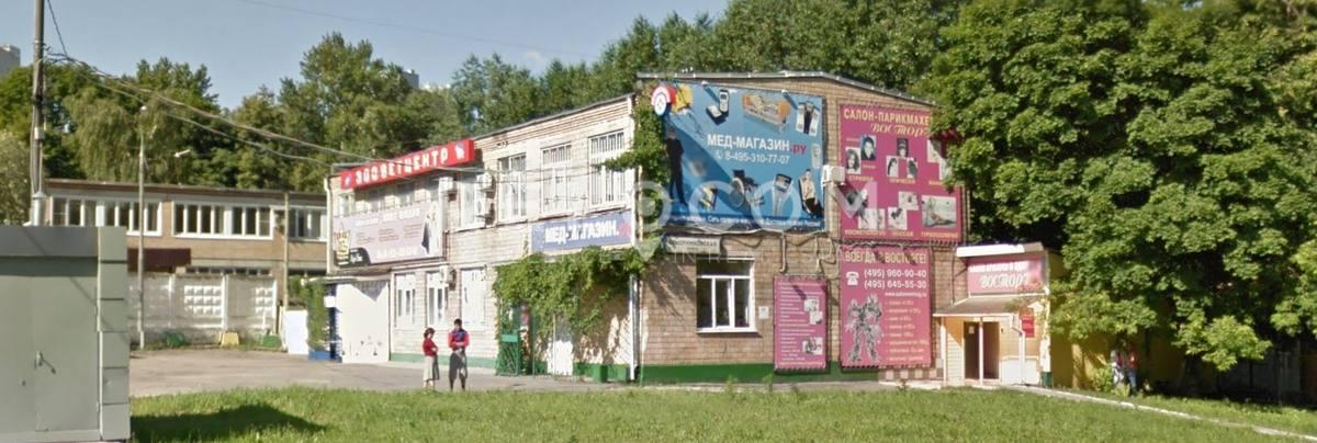 Административное здание Болотниковская ул. 23.