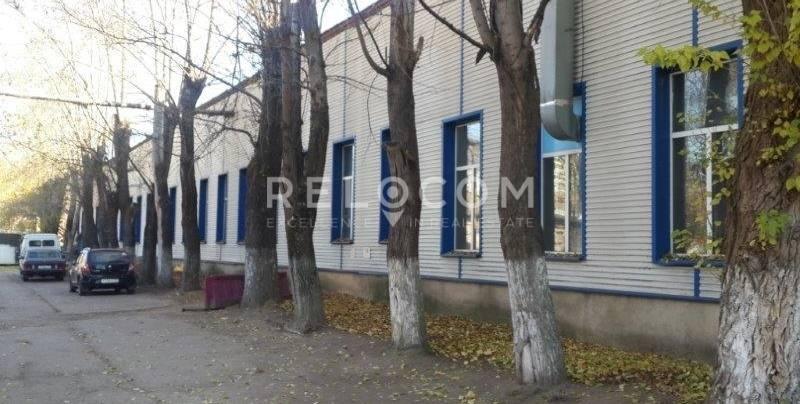 Административное здание Андроновское шоссе 24А, стр. 1А.