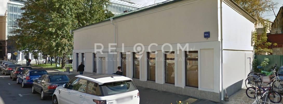 Административное здание Зацепа ул. 19/2.