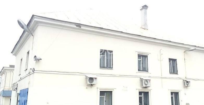 Административное здание Высоковольтный пр-д 9.