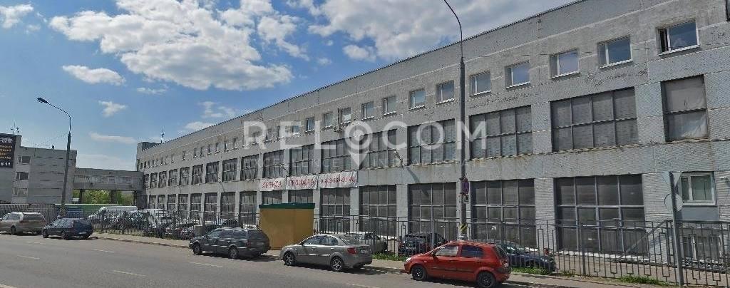 Административное здание Мелитопольская ул. 1, корп. 2.