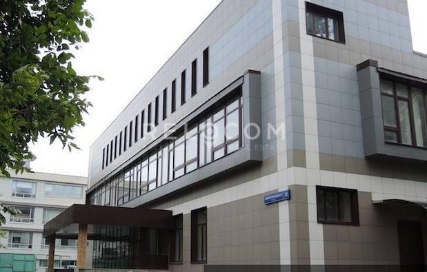 Административное здание Доброслободская ул. 21.