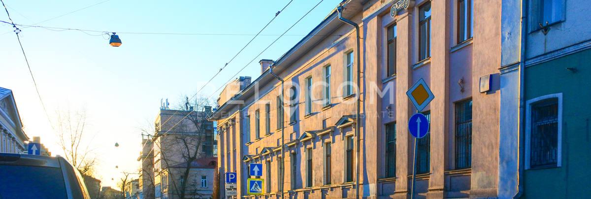Административное здание Александра Солженицына ул. 29/18.