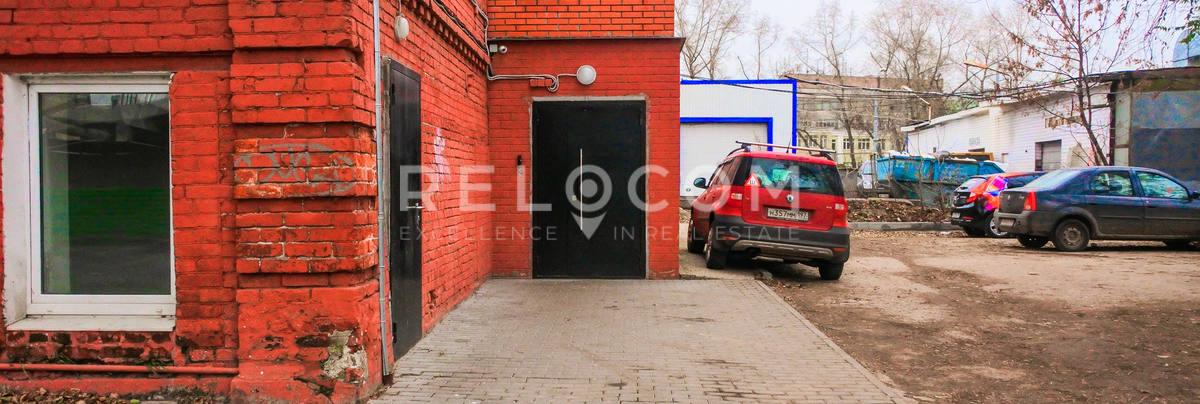 Административное здание Наставнический 11
